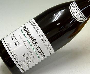 Romanée-Conti: de duurste wijn ter wereld