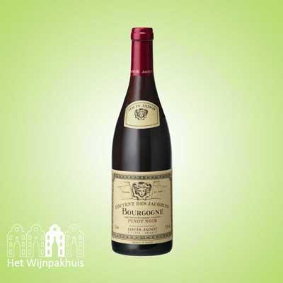 Louis Jadot Couvent des Jacobins Pinot Noir 2011 - Het Wijnpakhuis