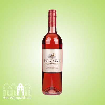 Rosé de Syrah IGP - Domaine Paul Mas - Het Wijnpakhuis