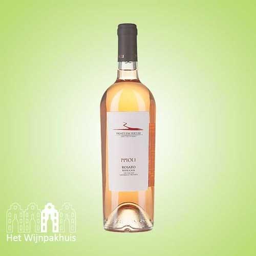 Pipoli Basilcata Rosato Aglianico - Het Wijnpakhuis