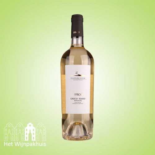 Pipoli Bianco Greco - Fiano Basilicata - Het Wijnpakhuis