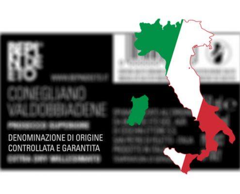 Classificatie van wijn in Italië