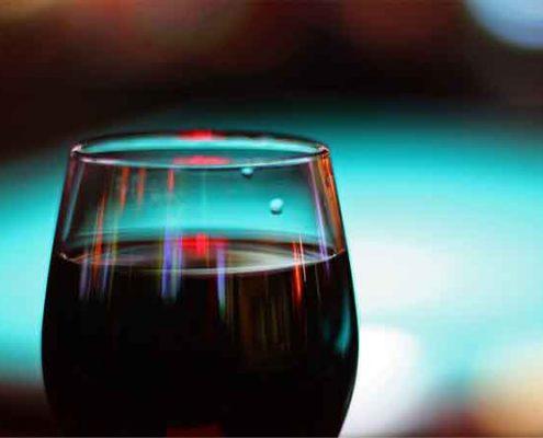 Rode wijn vertraagt veroudering
