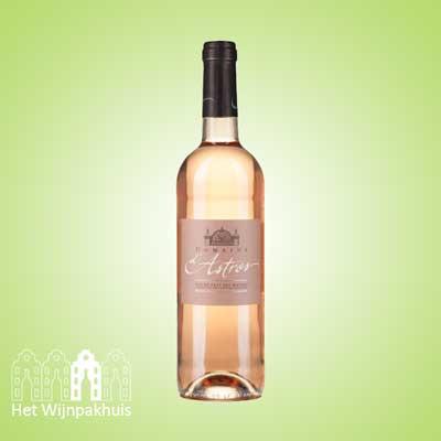 Domaine d'Astros Rose IGP - Het Wijnpakhuis Rotterdam