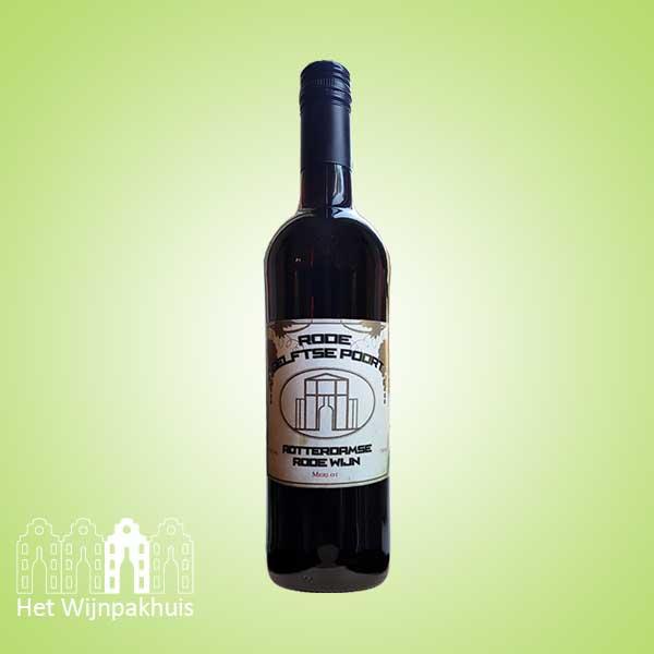 Rode Delftse Poort - Het Wijnpakhuis
