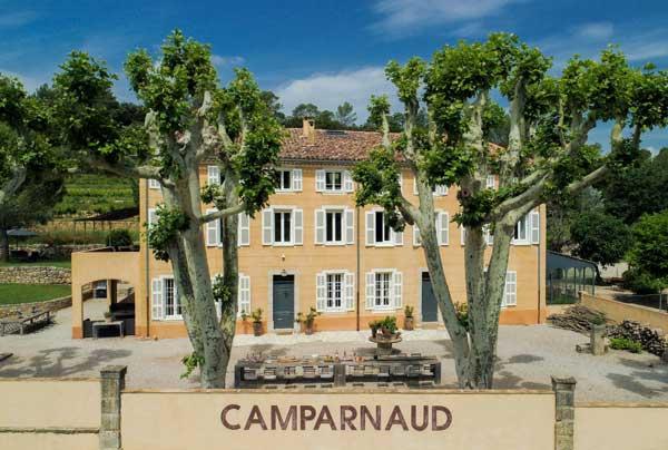 château Camparnaud - Het Wijnpakhuis